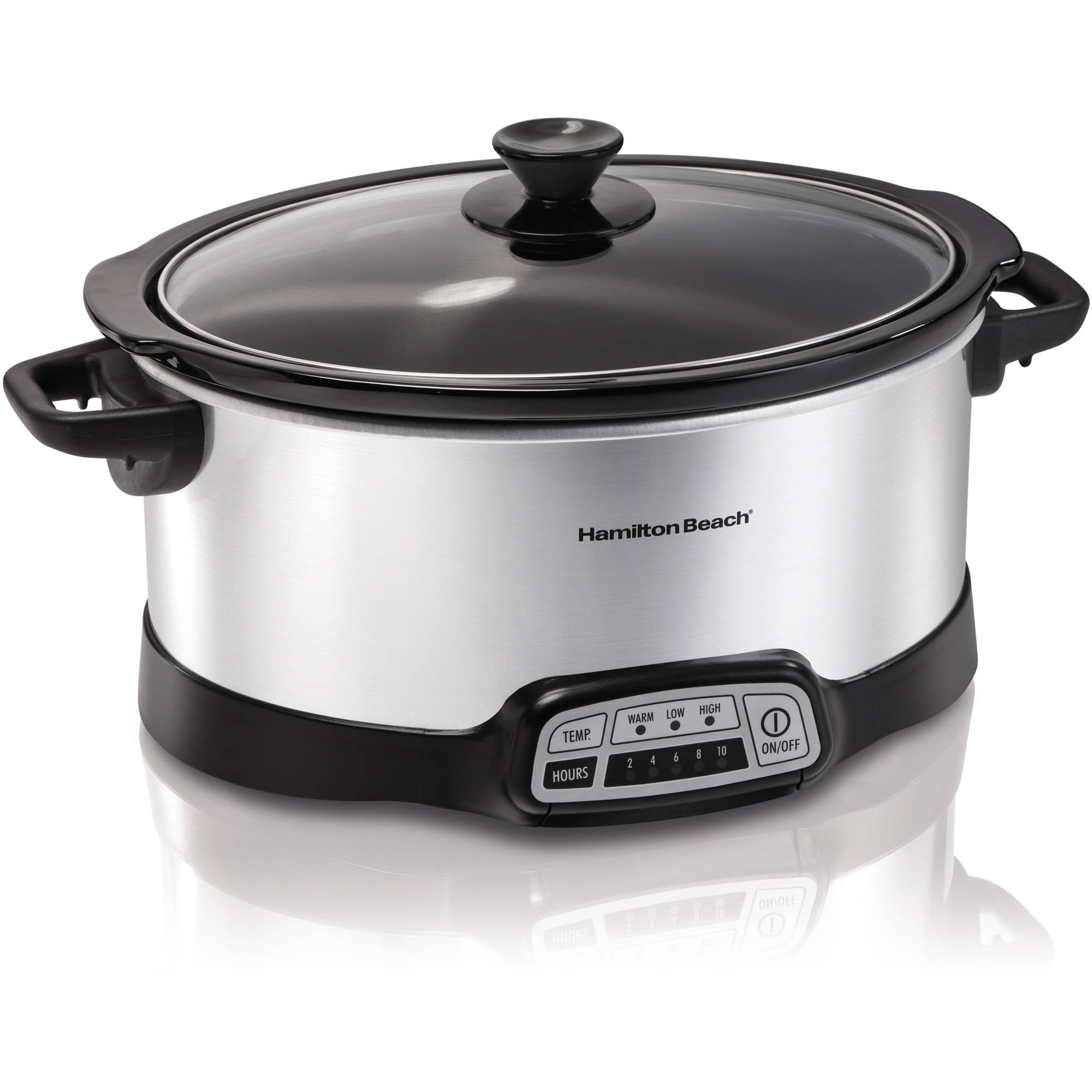 Hamilton Beach Programmable 7-Quart Slow Cooker