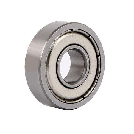 ZZ609 Shielded Deep Groove Flange Ball Bearing 24mm OD 9mm Bore - Flanged Shielded Bearing