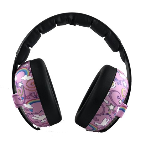 Best Hearing Protection >> Baby Banz Earmuffs Infant Hearing Protection Ages 0 2 Years Peace Doodle