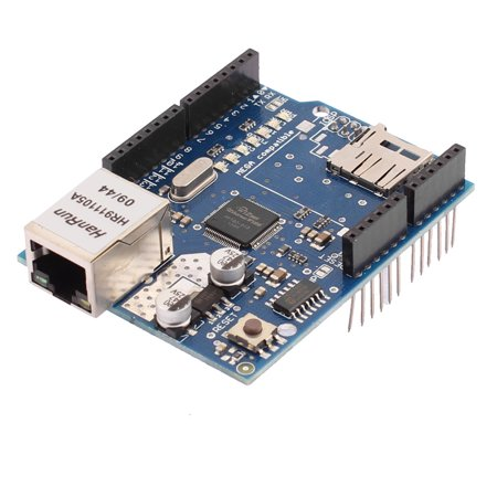Ethernet W5100 Shield Network Expansion Board w Micro SD