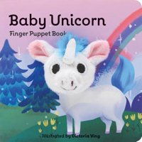 Baby Unicorn Finger Puppet Book (Board Book)