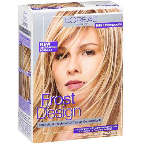 L'Oreal Paris Frost & Design Hair Frost Kit