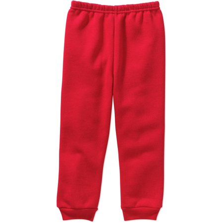 8c6db459e79 Garanimals - Baby Toddler Girls  Solid Fleece Pants - Walmart.com