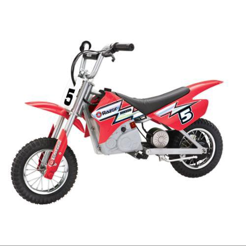 Carros Y Motos Electricas Para Niños Razor MX350 cohete 24V eléctrica de la motocicleta moto - rojo | 15128095 + Razor en Veo y Compro