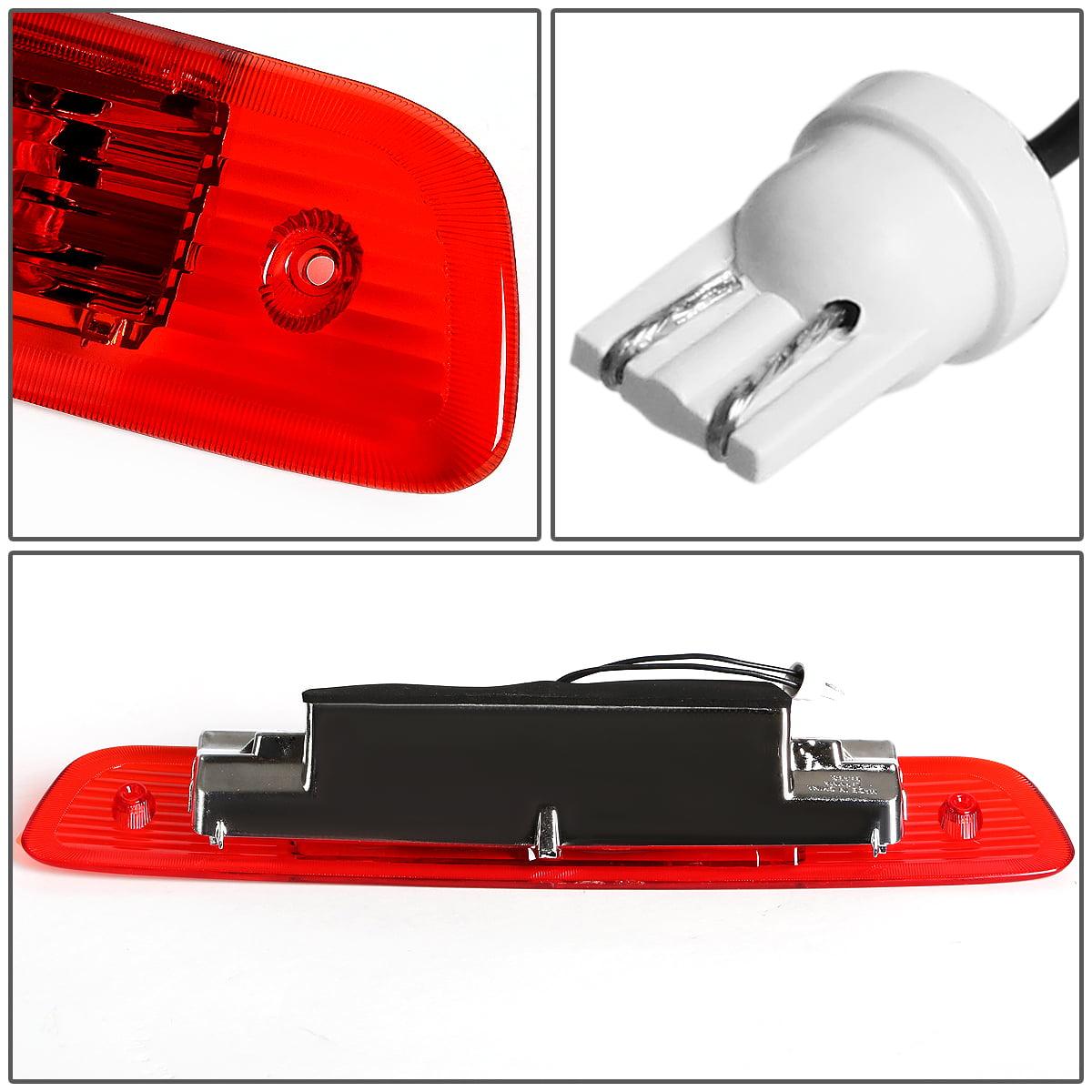 for 01-03 Highlander DNA MOTORING Red 3BL-TH01-LED-RD LED Third Brake Light