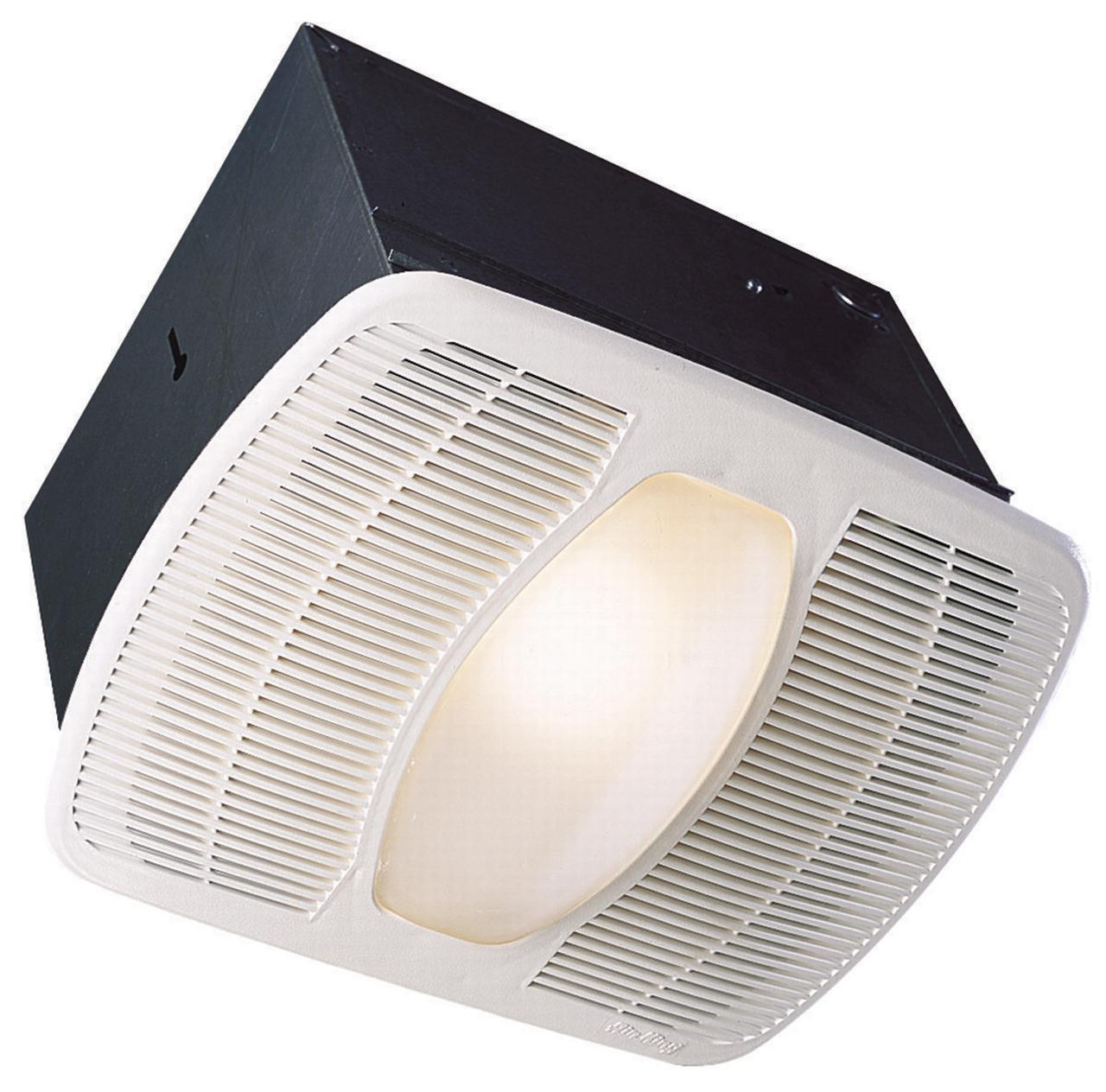 FAN EXHAUST 80CFM LED LT 1-SPD