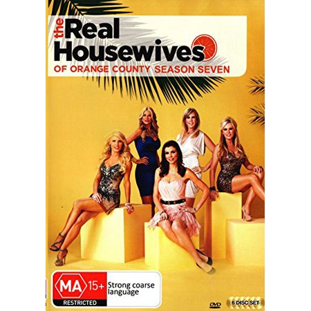 The Real Housewives of Orange County - Season 7 - 6-DVD