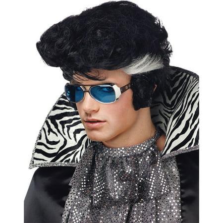 Morris Costumes Mens Vegas Style Wig Adult Halloween Accessory, Style, MR178000 - Halloween Costumes For Vegas