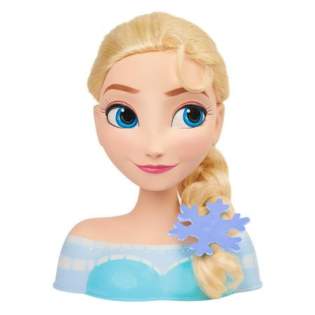 Disney Frozen Styling Head Elsa](Styling Head)