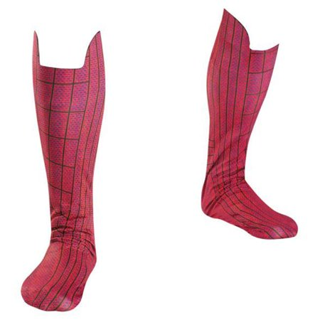 Costumes For All Occasions DG42517 Spider-Man Movie Adult Boot Co - Peacock Spider For Sale