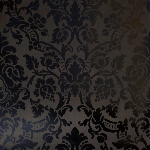 Brewster Home Fashions Savoy 33' x 20.5'' Damask 3D Embossed Wallpaper