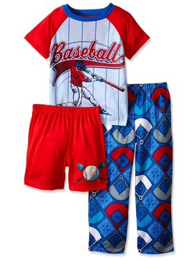bca3e49a4 Blue Komar Kids Boys Pajamas & Robes - Walmart.com