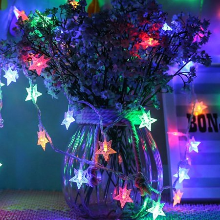 Star String Lights Jiameiyi 328ft 100 Plug In Led Color Changing