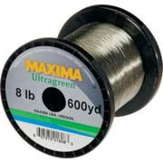 Maxima Ultragreen Copolymer Monofilament 300-600 Yard Guide Spools