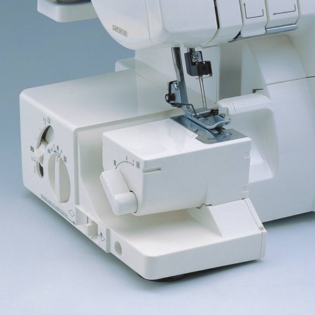 Brother 400D 400 Or 40 Thread Serger With Differential Feed Soft Beauteous Crofton Sewing Machine Model 8708