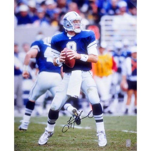 NFL - Troy Aikman Autographed 16x20 Photograph | Details: Dallas Cowboys