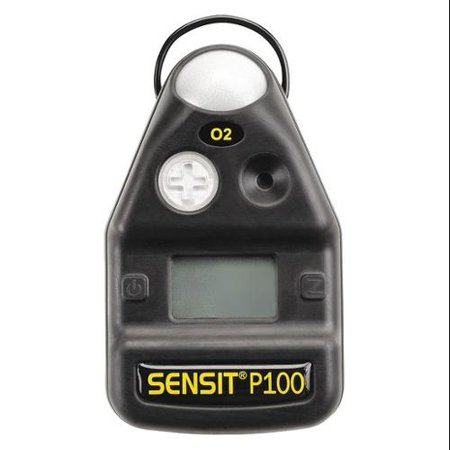 Sensit O2 P100 Personal Monitor O2 Detects Oxygen