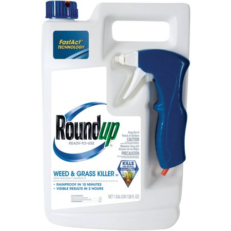Roundup Ready To Use Weed   Grass Killer Iii  1 Gal