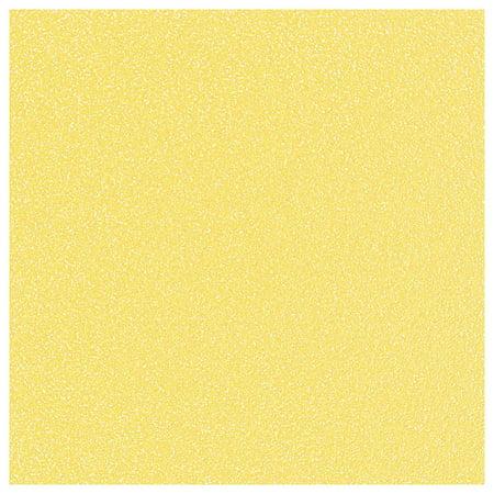 Siser Glitter Heat Transfer Material - Lemon Sugar