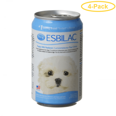 PetAg Esbilac Liquid Puppy Milk Replacer 8 oz - Pack of