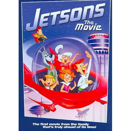 Jetsons: The Movie (DVD) (Astro From The Jetsons)