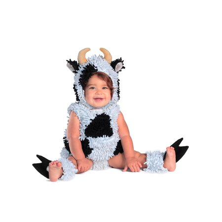 Halloween Toddler Kelly the Cow Costume