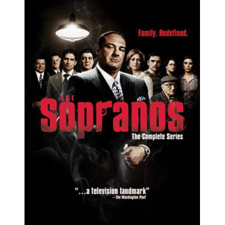 The Sopranos: The Complete Series (3061 Series)