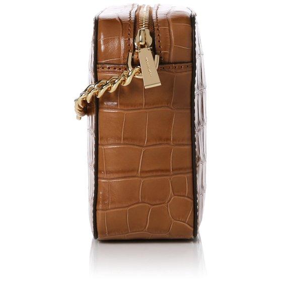 876df0e1e98e Michael Kors - Ginny Embossed-Leather - Crossbody - Acorn ...