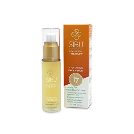 (Sea Buckthorn Hydrating Serum, Promotes youthful skin tone and texture By sibu)