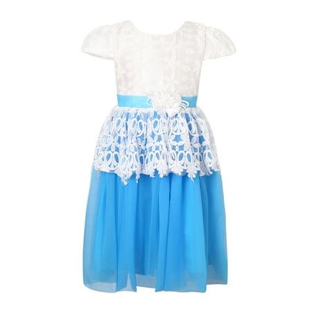 Richie House Girls' Princess Party Dress RH2514 - Party Dresses Girls