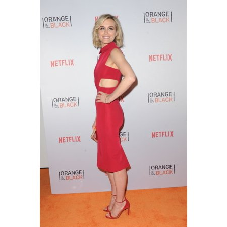 Taylor Schilling At Arrivals For Netflix Celebrates Orange Is The New Black With Orangecon 2015 Skylight Clarkson Square New York Ny June 11 2015 Photo By Kristin CallahanEverett Collection