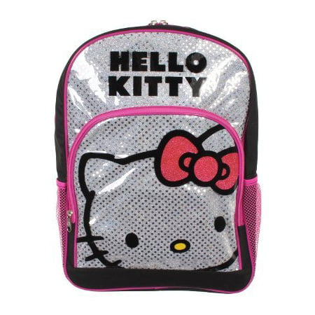 FAB Starpoint Backpack - Hello Kitty Glitter Bow (Hello Kitty Bow Backpack)