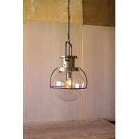 GwG Outlet Glass Globe Pendant Light CLL2221