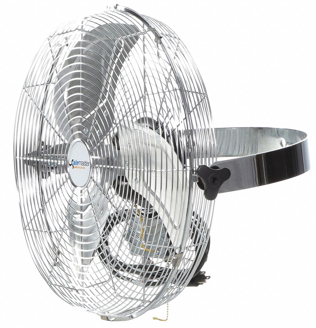"Airmaster Fan 12"" Commercial Wall-Mounted Air Circulator  I-12YM"