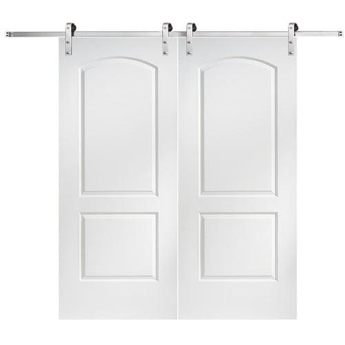 Verona Home Design Molded Primed Continental 2 Panel