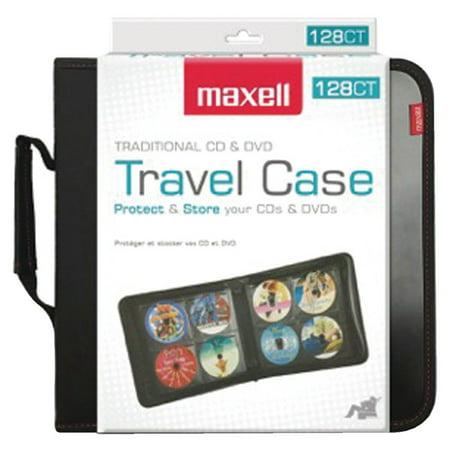 Maxell 190163 128-Capacity CD Storage Case