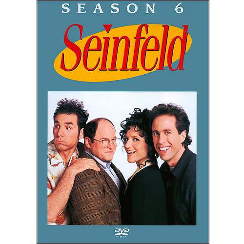 Seinfeld: The Complete Sixth Season (Full Frame)