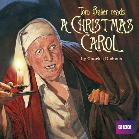 Tom Baker Reads A Christmas Carol ()