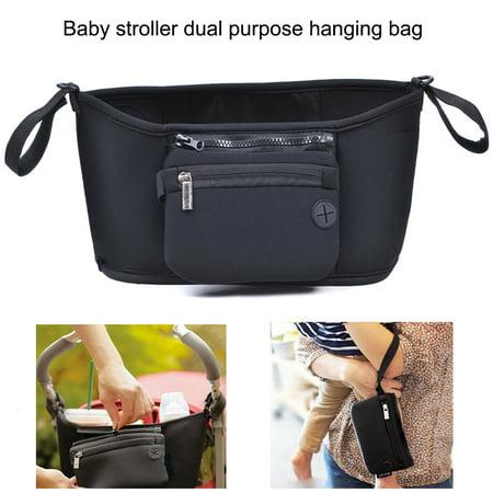 Baby Stroller Organizer Bag Waterproof
