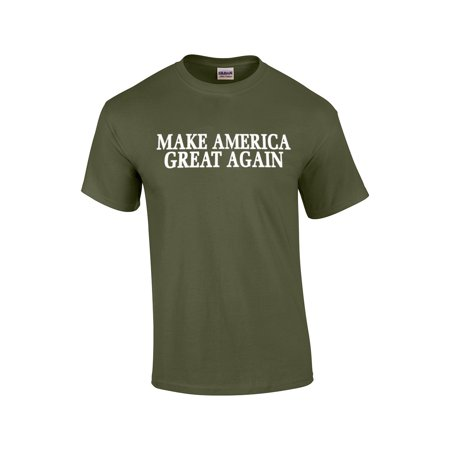 Make America Great Again Donald Trump President 2016 Adult Tee