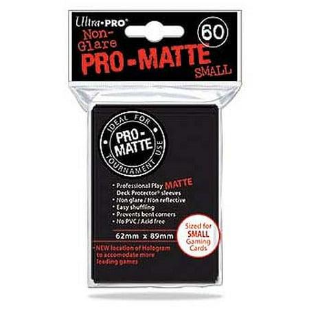 Ultra Pro Pro Matte Black Deck Protector  Small Si