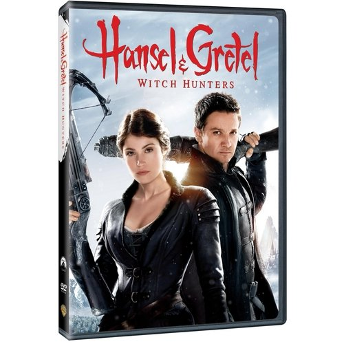 Hansel & Gretel-witch Hunters [dvd] (Warner Home Video)