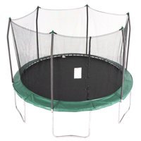 Skywalker Trampolines 12' Trampoline, with Safety Enclosure, Green