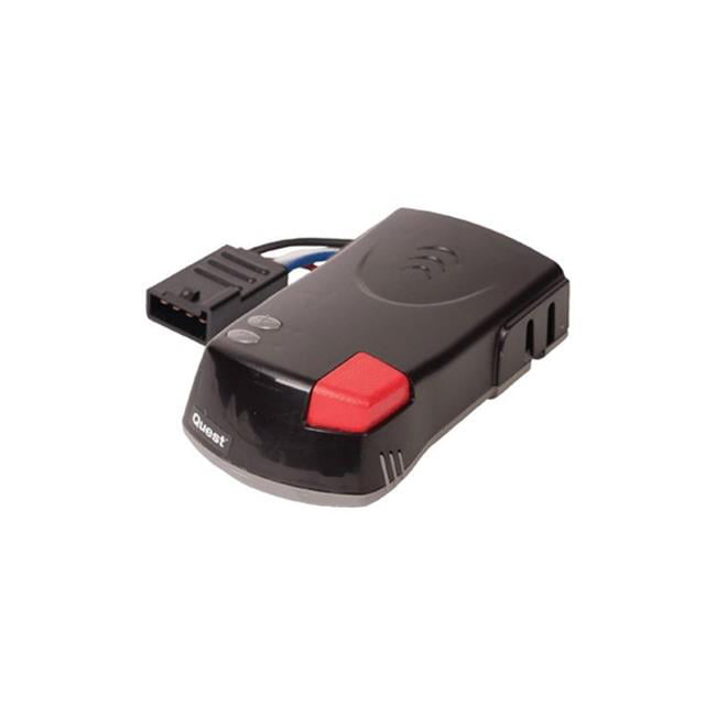 Husky 31899 Quest Brake Controller with Flat Connector