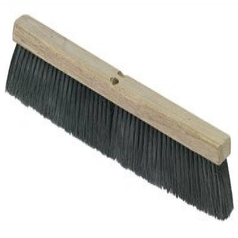 "Carlisle 3621922403 Flo-Pac Hardwood Block Floor Sweep, Tampico Bristles, 24"" Block... by Flo Pac"