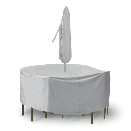 - Round Table & Chair Cover for 48