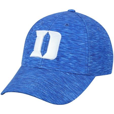 Duke Blue Devils Top of the World Lineup Adjustable Hat - Royal - OSFA