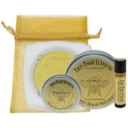 Honey House Naturals GLB4V Lotion Gift set Vanilla