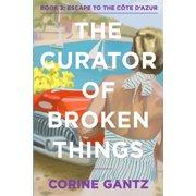 Curator of Broken Things Trilogy: The Curator of Broken Things Book 2 (Paperback)
