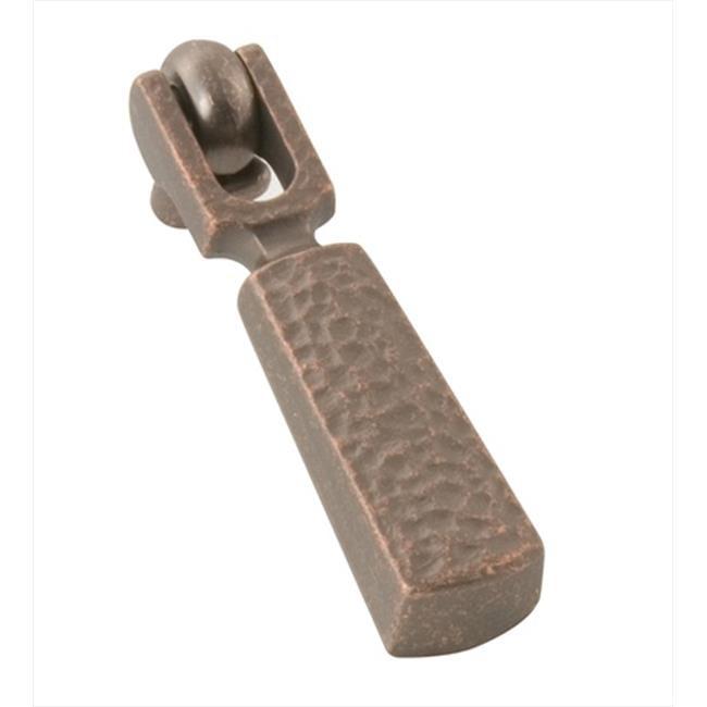 Hickory Hardware P3200-DAC 0. 56 inch Adorno Dark Antique Copper Ring Cabinet Pull